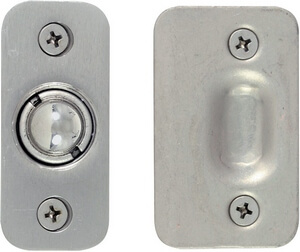 Mortise Ball Catch