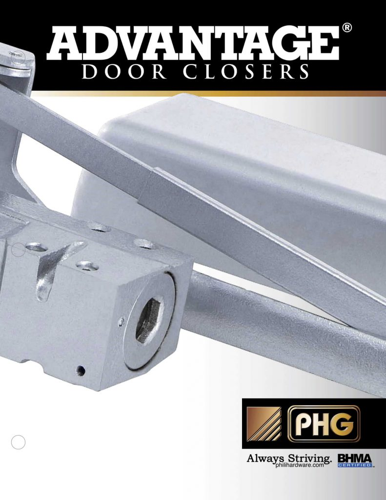 Advantage Door Closers