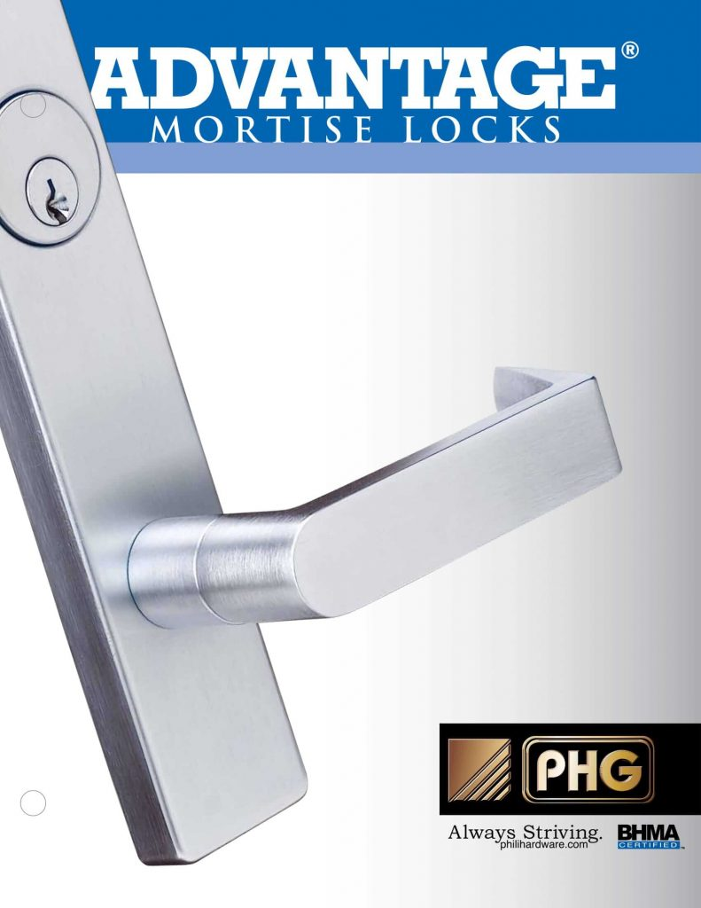 Advantage Mortise Locks